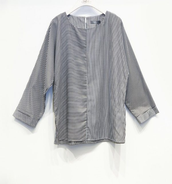 Lucia Blouse - Grey