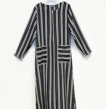 Rutendo Striped Dress