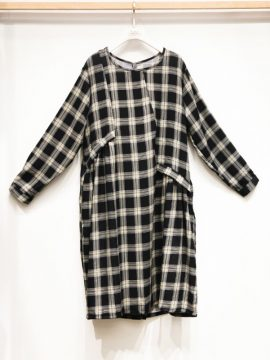 Bolanle Flannel Dress
