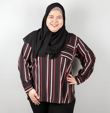Yusra Striped Top