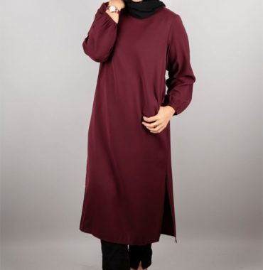 Jena Plain Dress